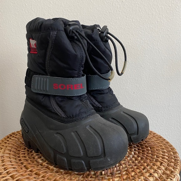 Sorel Flurry TP Winter Boots - Kids